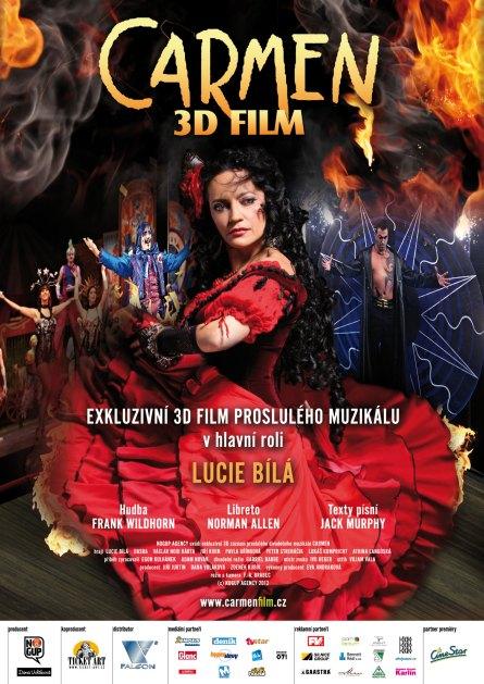 Carmen 3d plakát