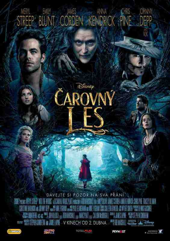 Carovny Les poster A1 D-page-001