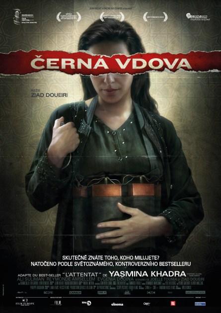 Cerna vdova plakát