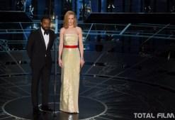 Chiwetel Eijofor a Nicole Kidman