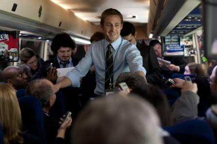 Ryan Gosling ve filmu Den zrady