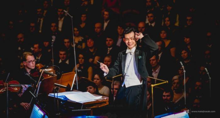 Filmová filharmonie - dirigent Chuhei Iwasaki