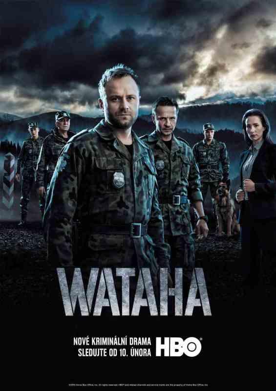 HBO-Wataha-plakat