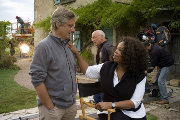 Lasse Hallström s Oprah Winfrey na place
