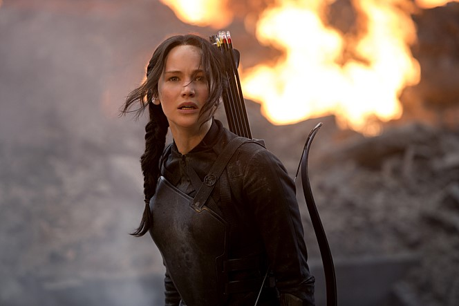 Hunger Games: Síla vzdoru I. (foto: Forum Film)