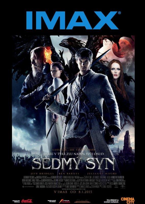 Imax plakat - Sedmy syn