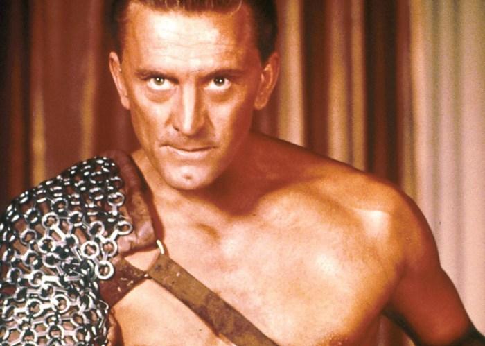 Kirk Douglas v roli Spartaka (foto: archiv)