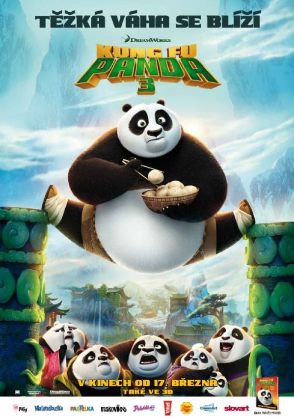 Kungfu panda cz poster