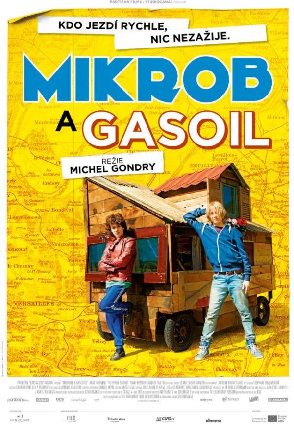 Mikrob a Gasoil cz poster