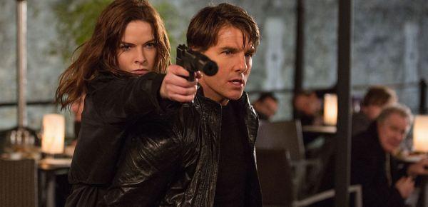 Mission Impossible: Národ grázlů (foto: CinemArt)