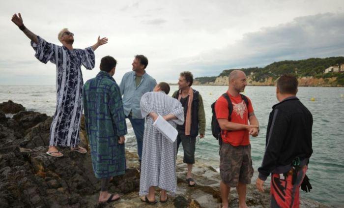 Natáčení filmu Prázdniny v Provence (foto: Bontonfilm)