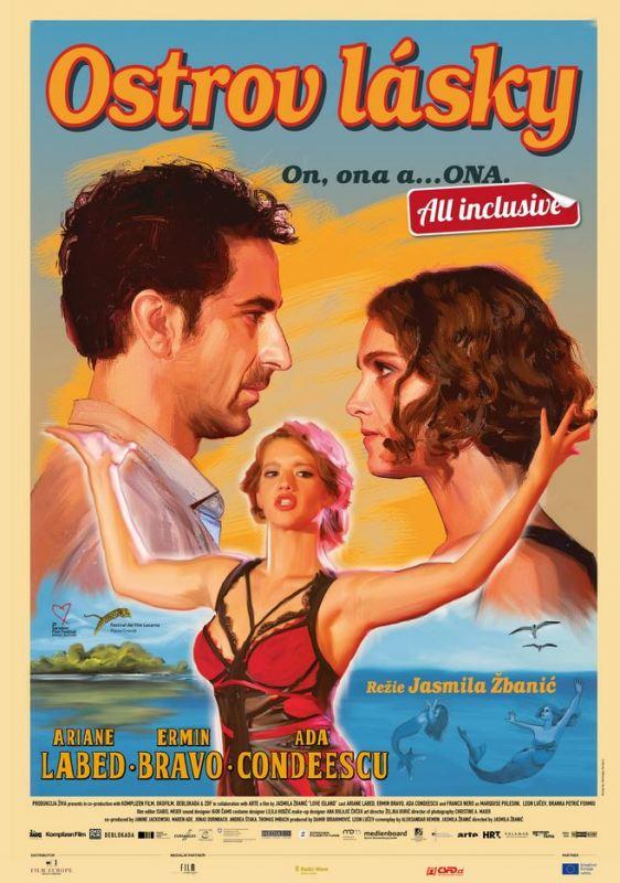 Ostrov lásky poster