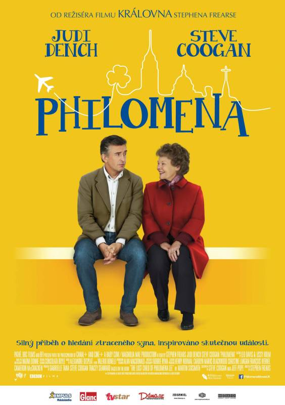 Philomena plakát