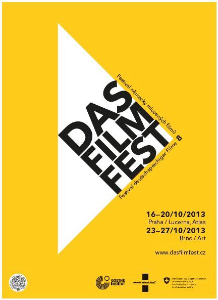 Plakát Das Filmfest 2013