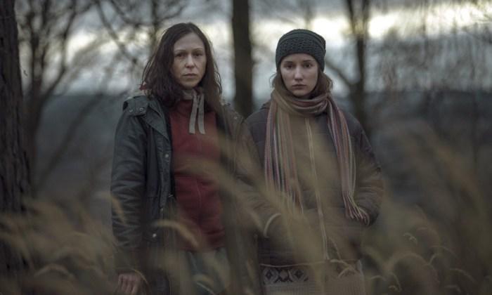 Zuzana Stivínová a Eliška Křenková
