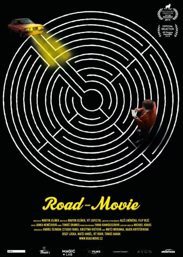 Road Movie-plakat