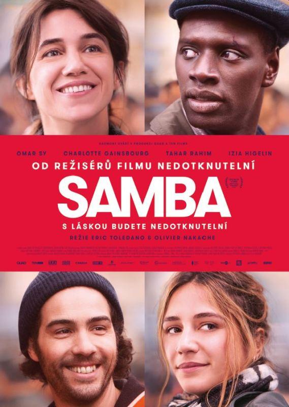 Samba-plakat