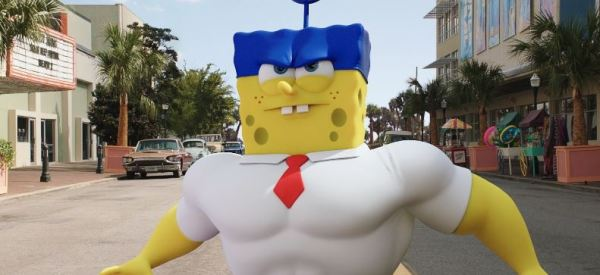 Spongebob ve filmu (foto: CinemArt)