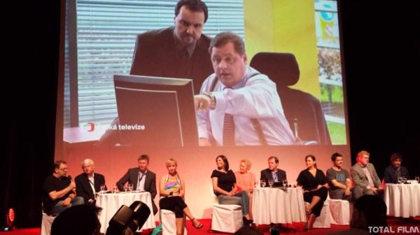 Tisková konference v ČT (5. 8. 2014)