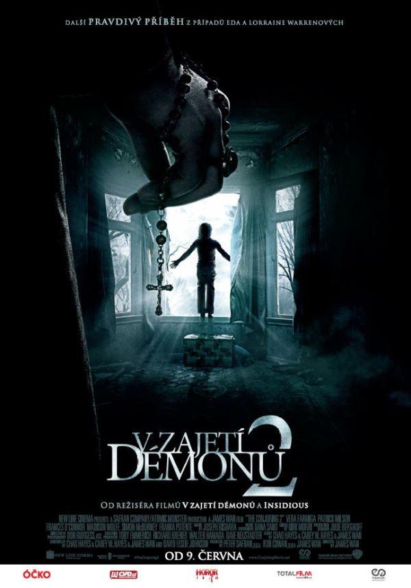 V zajetí démonů 2-cz poster