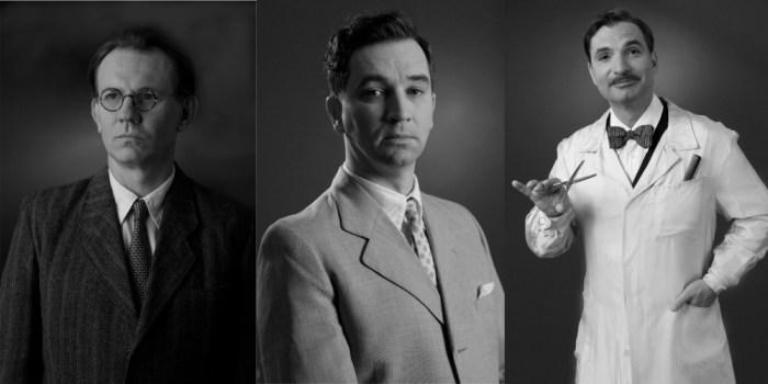 Martin Finger, Ondřej Sokol a Jiří Macháček