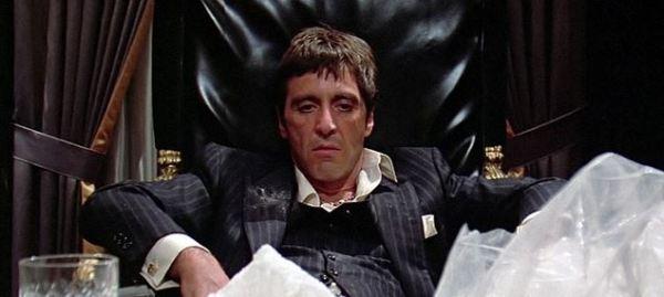 Zjizvená tvář - Al Pacino