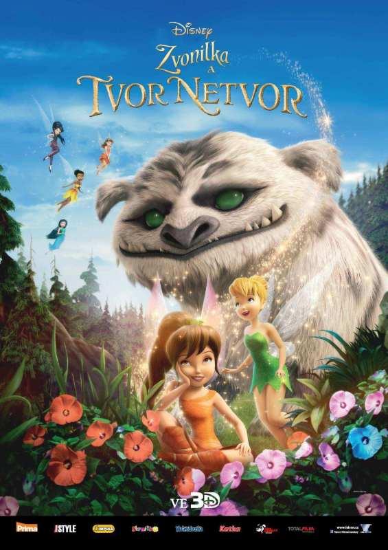 Zvonilka Neverbeast poster A1