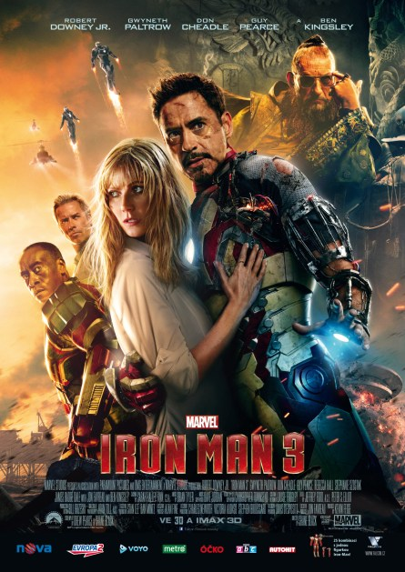 IronMan3 poster A1.indd