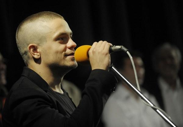 Jiří Mádl na karlovarském festivalu