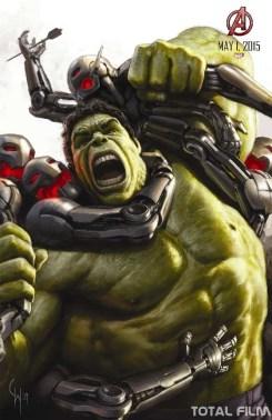 Hulk - koncept art