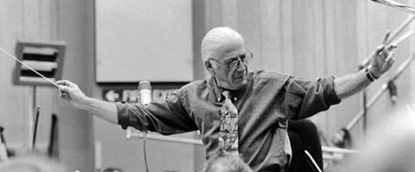 Jerry Goldsmith (foto: archiv)