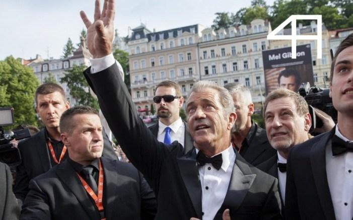 Mel Gibson (foto: Film Servis Festival Karlovy Vary)