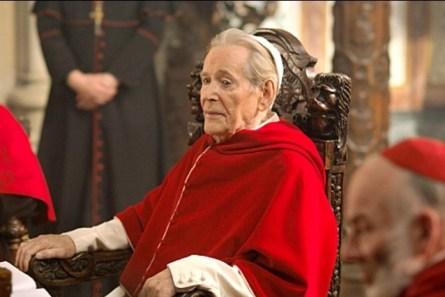 Peter O´Toole v seriálu Tudorovci (foto: Showtime)