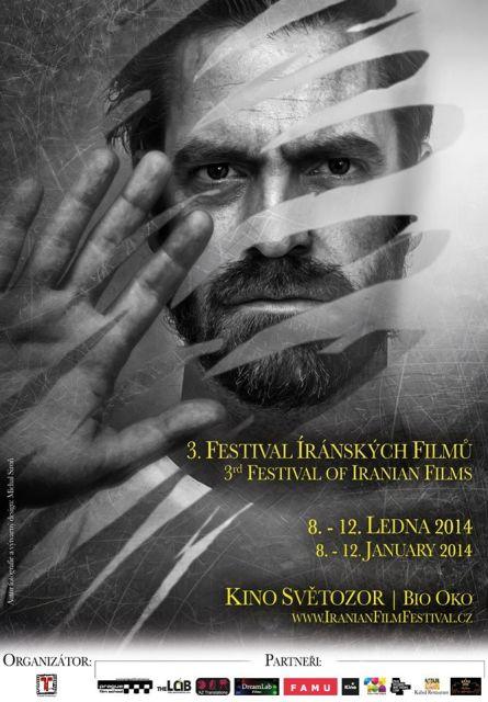 plakát Festival íránských filmů