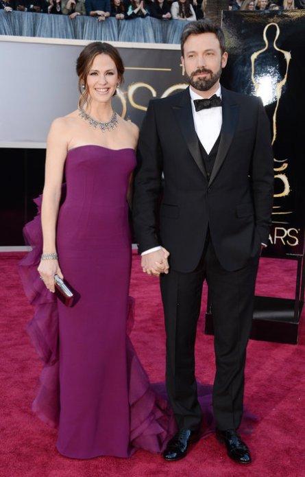 Ben Affleck s manželkou Jennifer Garner