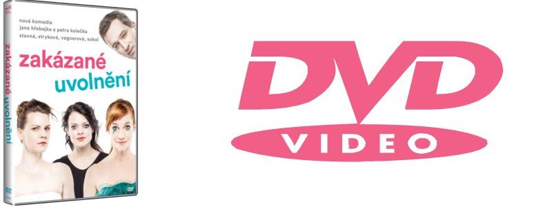 zakázané uvolnění_DVD