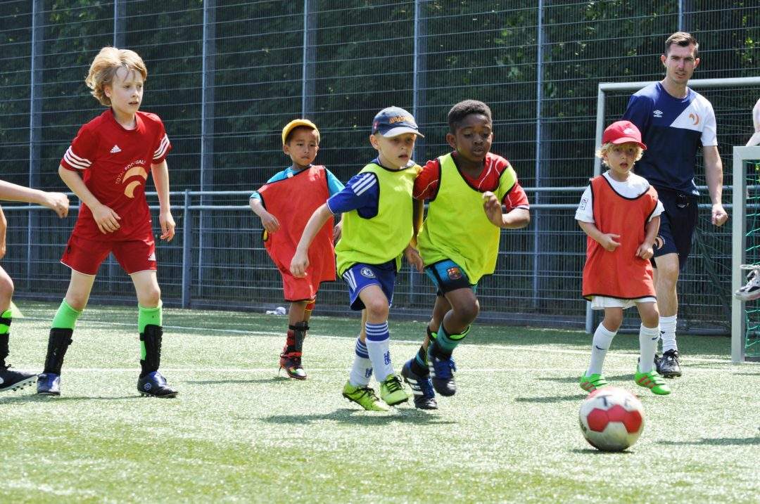 Total Football After School Coaching