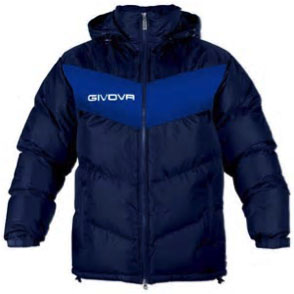 Total Football Coaching winter jacket