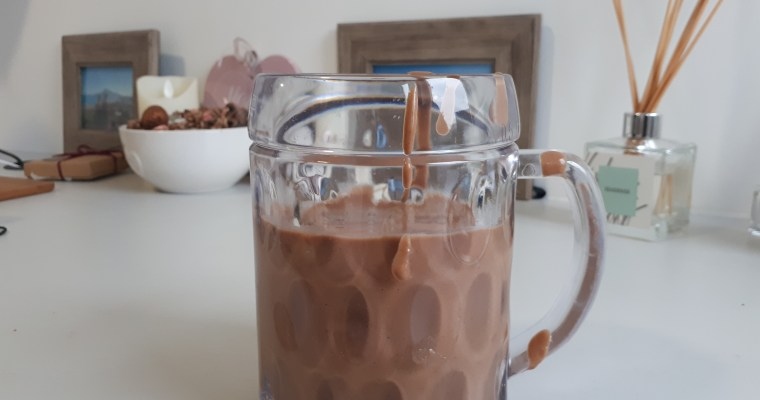 Experimental Smoothies #1 – Chocolate, Peanut Butter and Banana