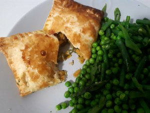 pasty, recipe, total for tea
