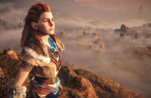 Horizon Zero Dawn Graphics Comparison – PS4 v PS4 Pro