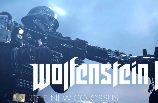 Watch the Wolfenstein II: The New Colossus announcement trailer