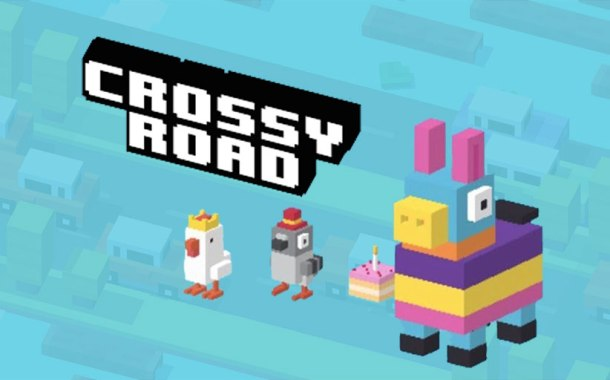 Crossy Road Happy Birthday Update – Unlock Secret Characters!