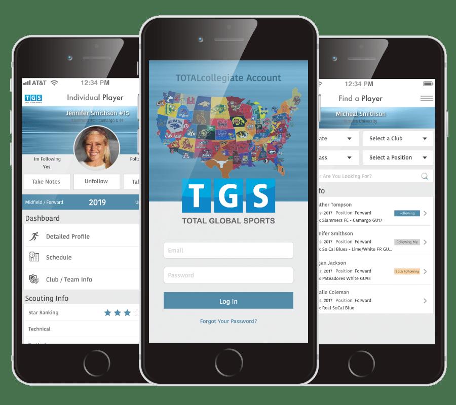 TGS College Mobile App