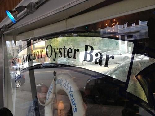 Anchor Seafood San Francisco