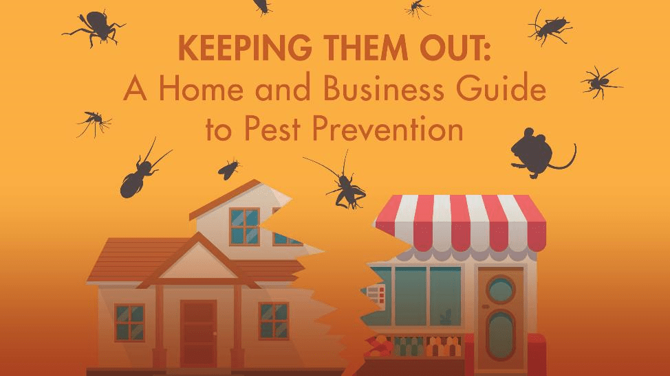 KEEPING PEST OUT: A HOME AND BUSINESS GUIDE TO PEST PREVENTION