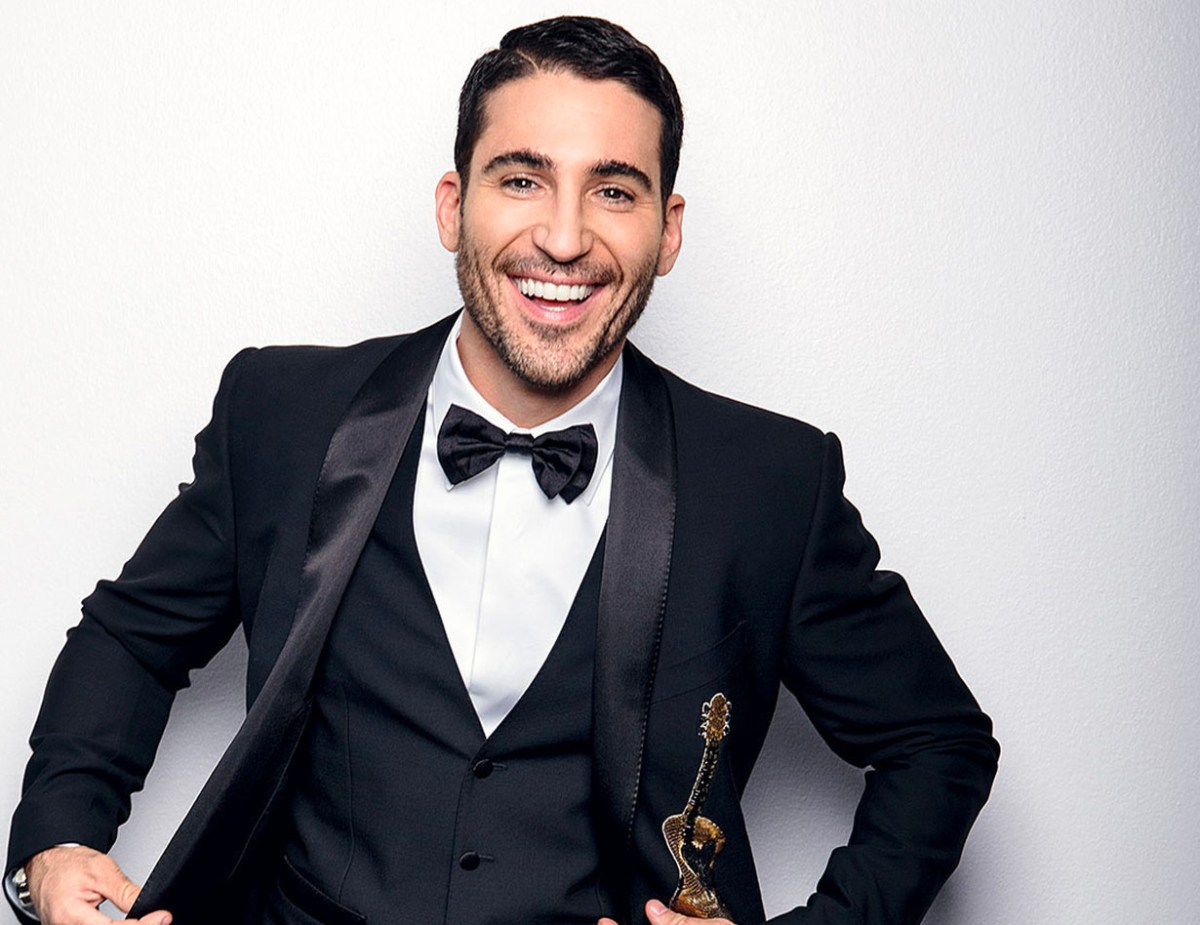 Miguel Ángel Silvestre - International Booking – Booking and ...