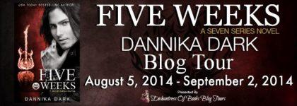 Review: Five Weeks by Dannika Dark