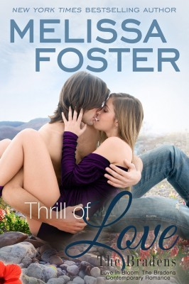Review: Thrill of Love by Melissa Foster