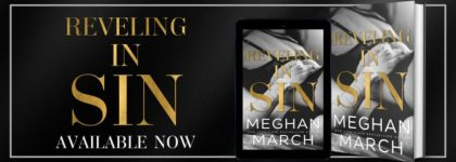 Review: Reveling In Sin by Meghan March